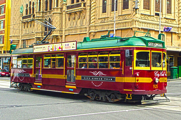 Melbourne Trolly
